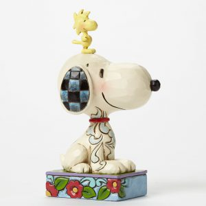 Snoopy & Woodstock Personality Pose