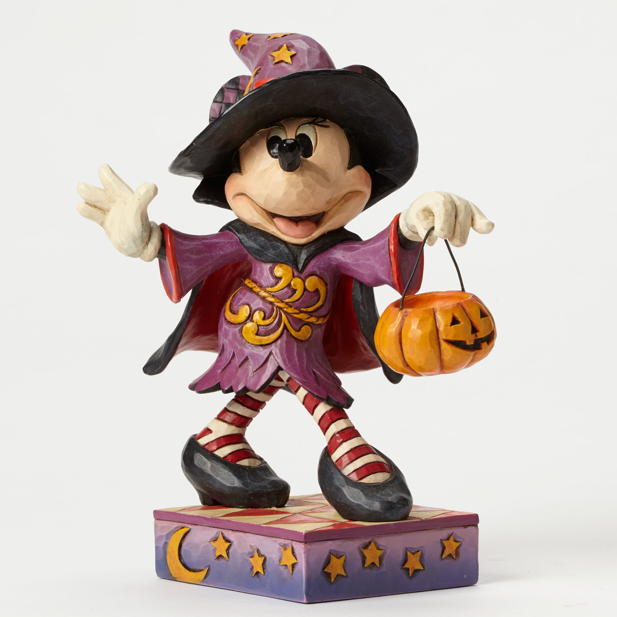 Minnie Mouse as Witch