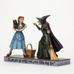 Wizard Of Oz   Dorothy With Wicked Witch