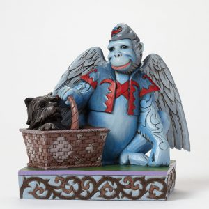 Wizard of Oz Winged Monkey With Toto