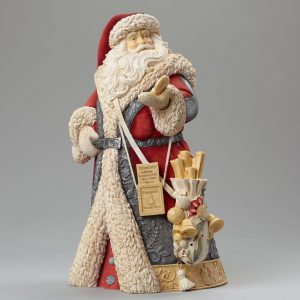 Masterpiece Santa with Compass