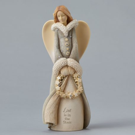 Angel with Wreath