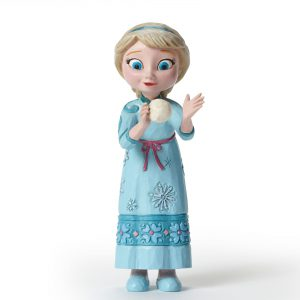 Young Elsa from Frozen