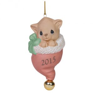Precious Moments Dated 2015 Ornament
