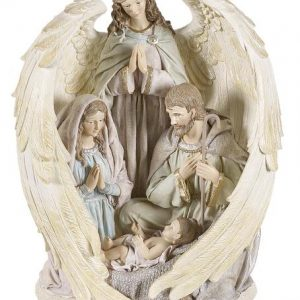Angel Nativity Scene 29457