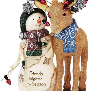 Friends Brighten The Season