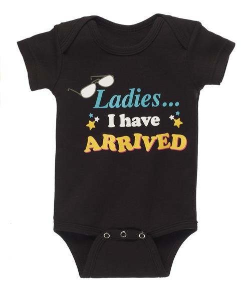 Boy's Diaper Shirt – Ladies I Have Arrived