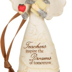 Teacher Angel Ornament