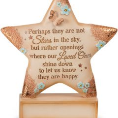 Stars In The Sky Plaque