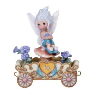 Precious Moments Disney Birthday Parade Periwinkle Age 10