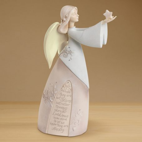 Foundations Bereavement Angel by Karen Hahn Enesco 4014049