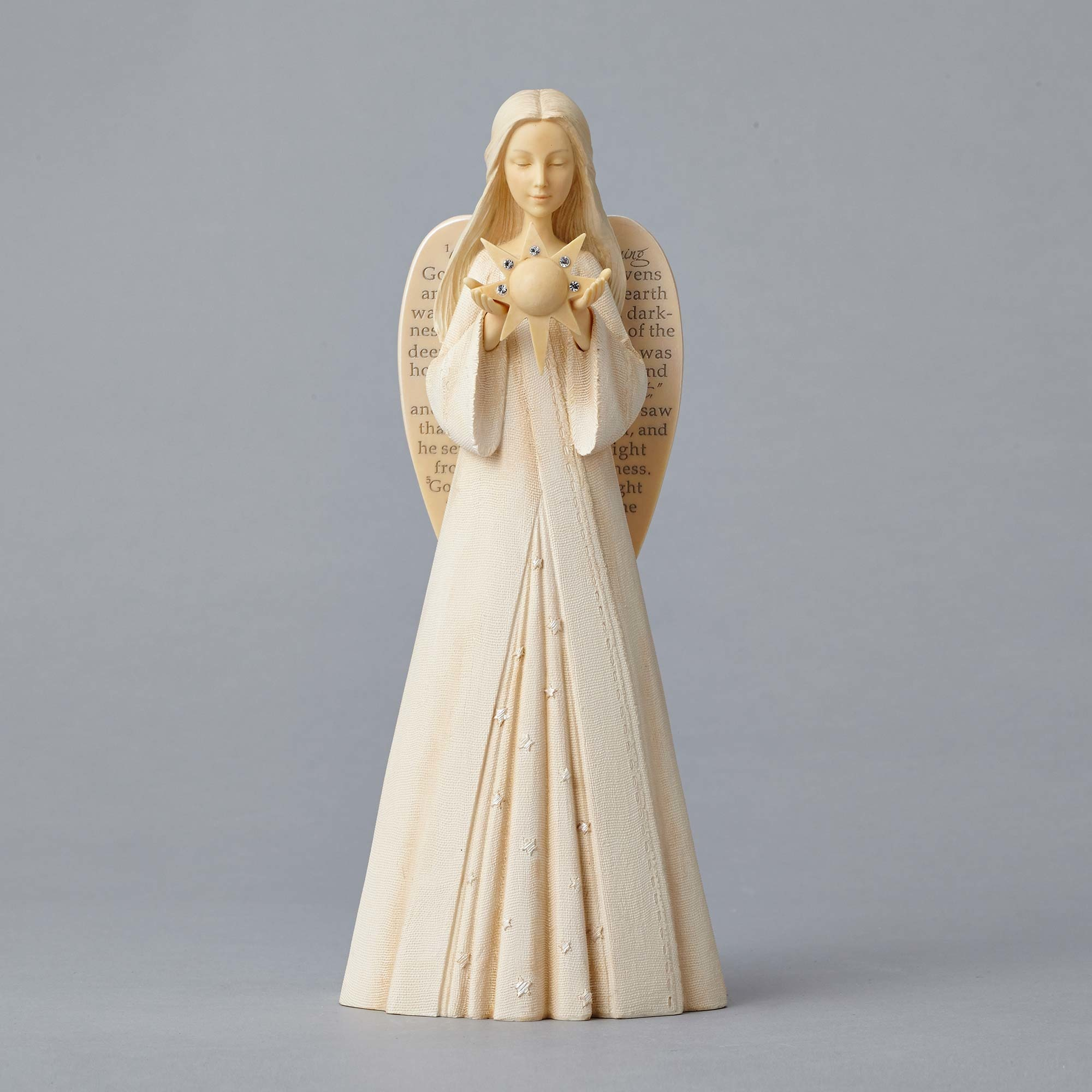 Genesis Angel - Enesco 4050130 by Karen Hahn