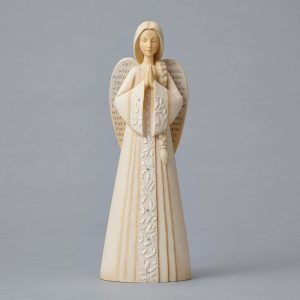 Our Father Prayer Angel - Enesco 4050129 by Karen Hahn