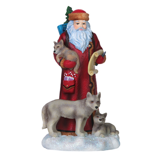 Pipka Limited Edition Peace To All Santa